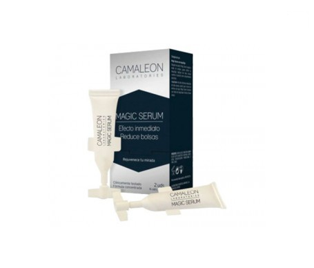 Camaleon Magic sérum bolsas ojos 2ml 2uds