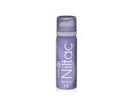 Niltac retirada ADH médicos aerosol ostomia spray 50ml