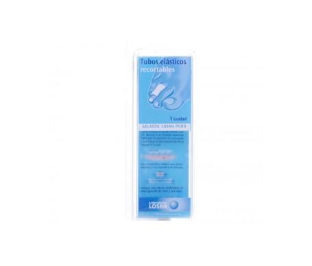 Gelastic Losan tubo elástico recortable puro 21mm 1ud