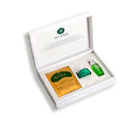 Bl'ane Aromessence Kit Nº 6  con proteínas concentradas de seda