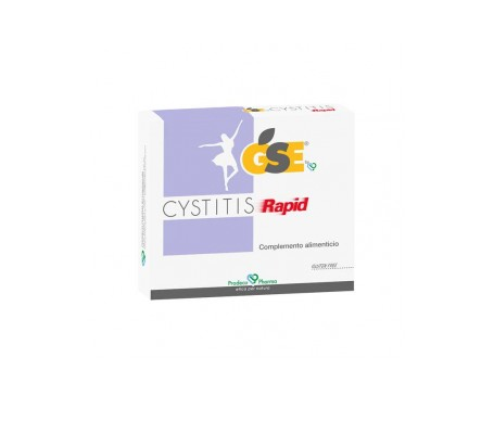 GSE Cystitis Rapid 30comp