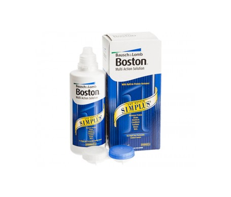 Bausch&Lomb Boston Simplus 120ml+120ml