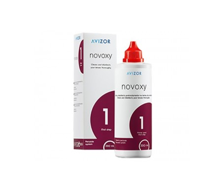 Avizor Pack Novoxy 1 2x350ml