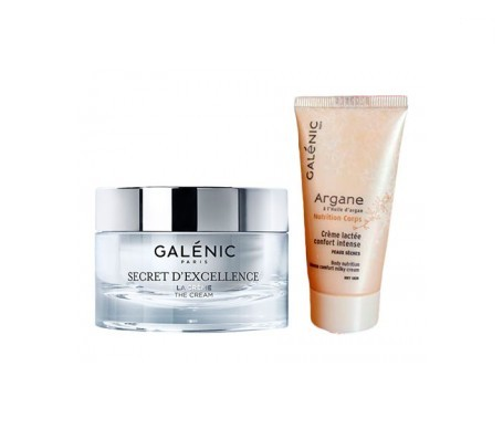 Galénic Secret D'excellence crema 50ml + OBSEQUIO