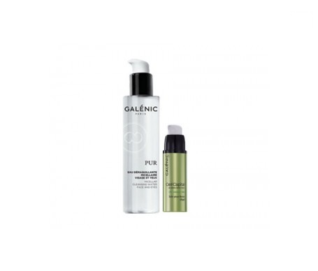 Galénic Cell Capital fluido lifting remodelador 50ml + Pur agua micelar 200ml