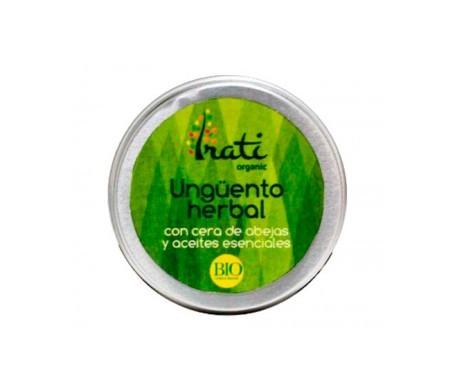 Irati Organic ungüento Herbal bio 50ml