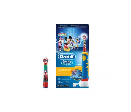 Oral-B Stages Power Kids Mickey cepillo eléctrico 1ud