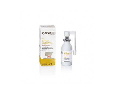 Cabiro Alteaflu Spray 20 Ml