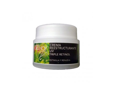 Crema Reestructurante Uv Triple Retinol 50 Ml