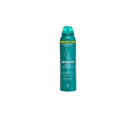 Akileine® spray polvo secante 150ml