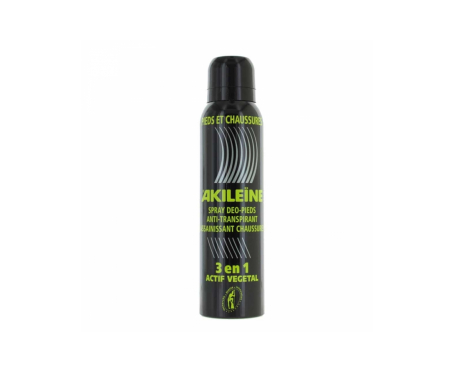 Akileïne® spray pies y calzado 3en1 150ml