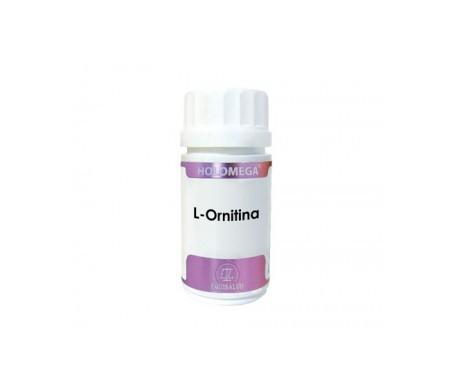 Holomega L-ornitina 50cáps