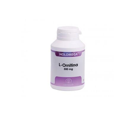 Holomega L-ornitina 180 Cápsulas