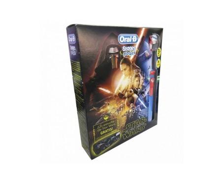 Oral-B Star Wars cepillo eléctrico infantil + OBSEQUIO