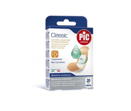 Pic Classic  Aposito Adhesivo Med 20 U