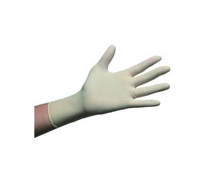 Naturflex guantes látex T-M 1ud