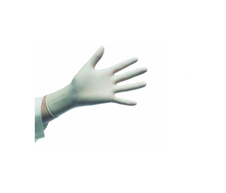 Naturflex guantes látex sin polvo T-L 1ud