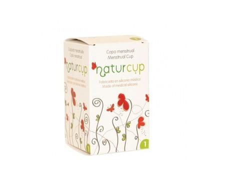 Naturcup copa menstrual T-1 1ud