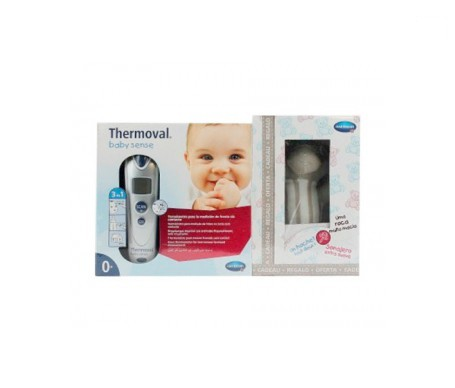 Thermoval® Baby Sense 1ud + OBSEQUIOS