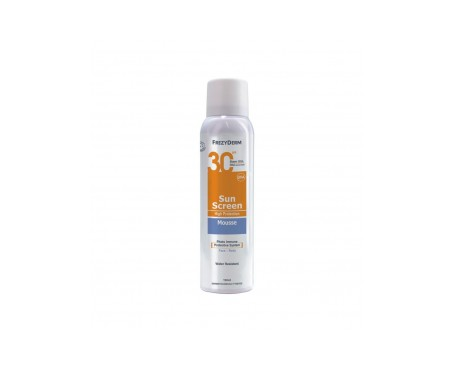 Frezyderm Sunscreen Mousse  150 Ml