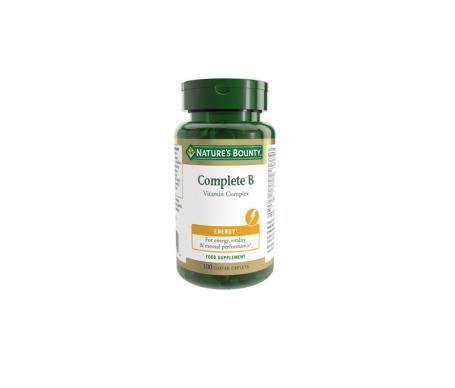 Nature's Bounty Complex Complejo De Vitamina B 100 Comp