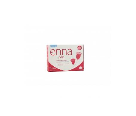 Enna Cycle copa menstrual T-L 2uds