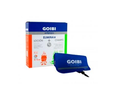 Goibi champú y loción antiparásitos 1 kit + OBSEQUIO
