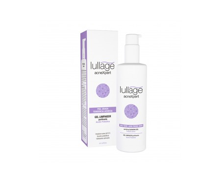 Lullage Acnexpert gel limpiador purificante 200ml