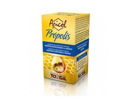 Apicol Própolis 1021mg 40 perlas