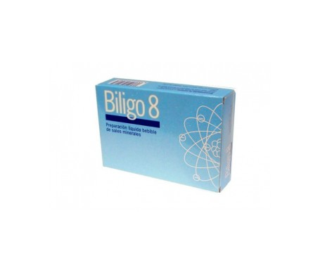 Biligo 8 20 Ampollas De 2 Ml