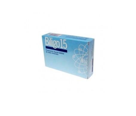Biligo 15 20 Ampollas De 2 Ml