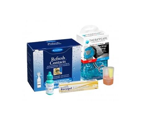 Pack completo hidratación ocular