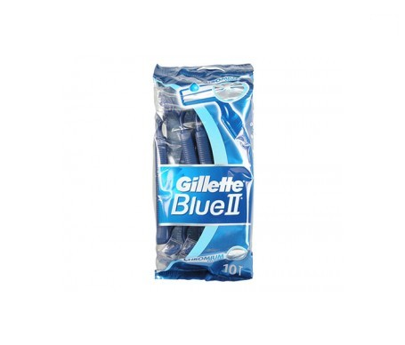 Gillette Blue II 10uds