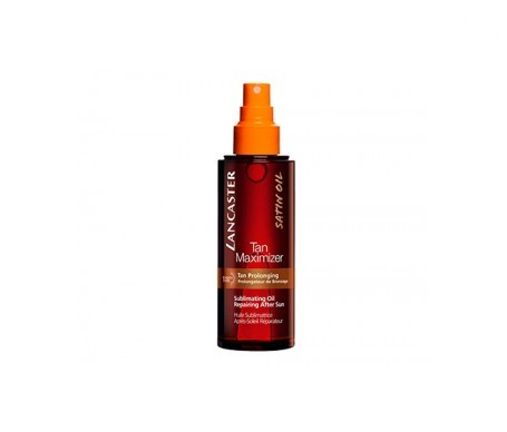 Lancaster Solar Tan Maximizer after sun oil 150ml