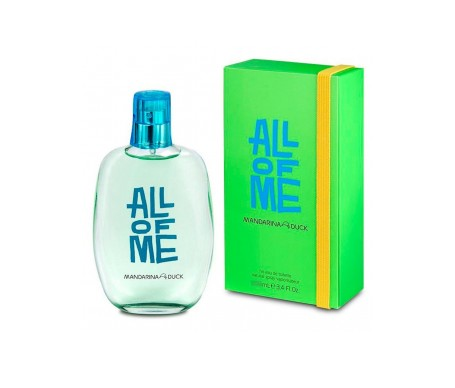 Mandarina Duck All Of Me Men Eau de toilette 30ml