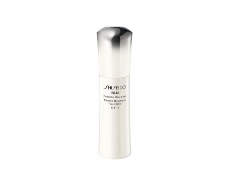 Shiseido Ibuki Protective Moisturizer SPF15+ 75ml