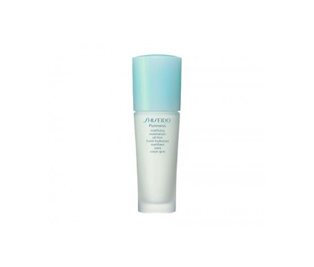 Shiseido Pureness Matifiant Hydratant sans huile 50ml