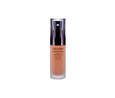 Shiseido Synchro Skin Lasting Liquid Foundation N3 30ml