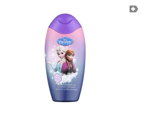 Disney Baby Frozen gel de ducha y champú 600ml