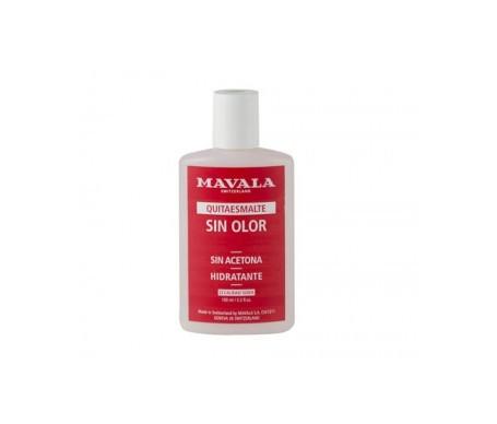 Mavala quitaesmalte sin olor 100ml