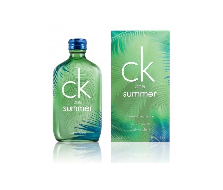 Calvin Klein One Summer 2016 Eau De Toilette Spray 100 Ml