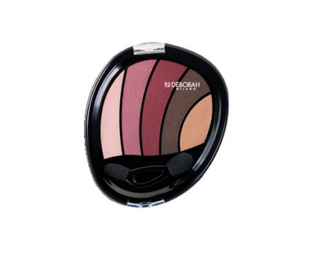 Deborah sombra ojos tono 02 rosado