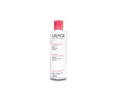 Uriage Agua Micelar Termal pieles con rojeces 100ml