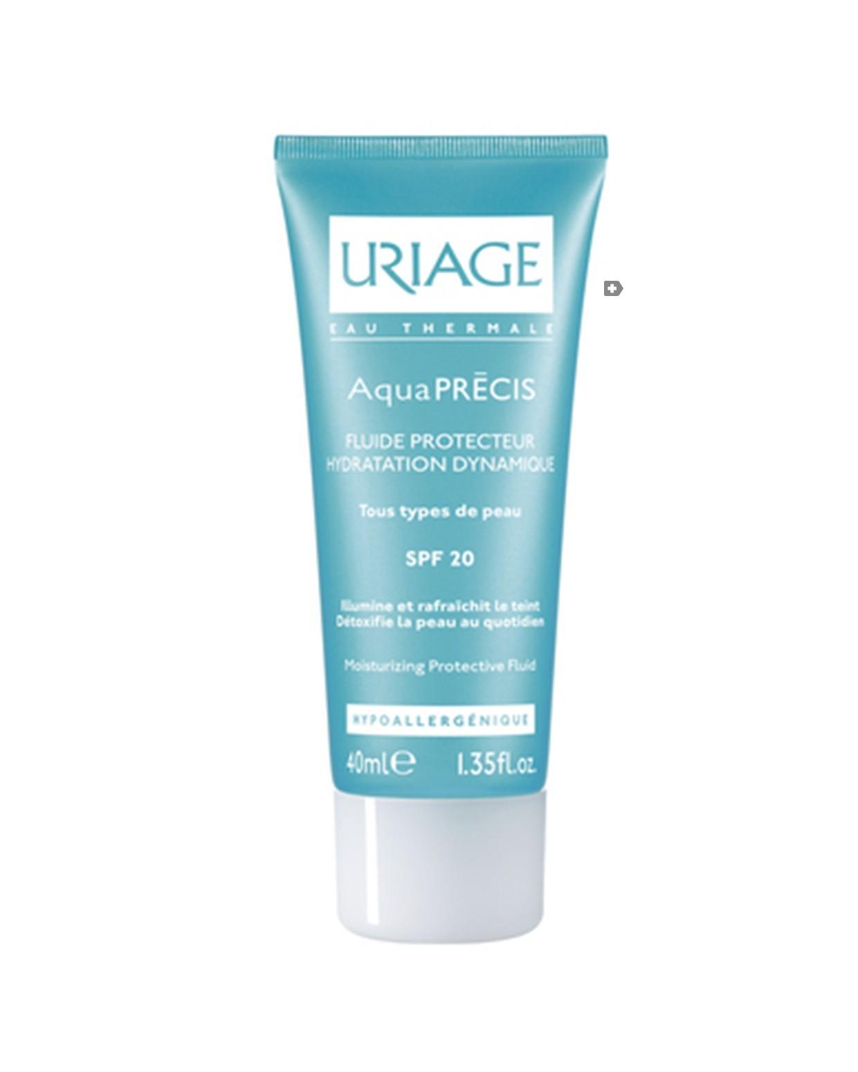Uriage Aquaprecis Fluido protector SPF20+ 40ml