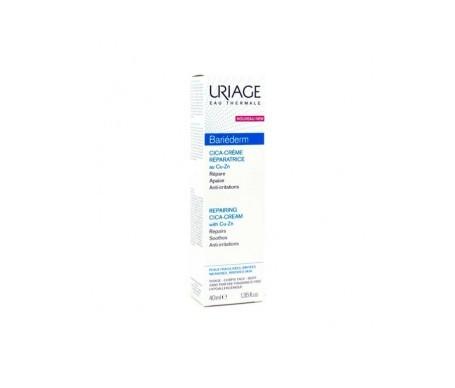 Uriage Bariéderm Cica-Crema reparadora 40ml