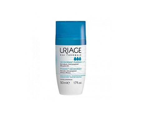 Uriage Desodorante Tri Actif Roll-On 50ml