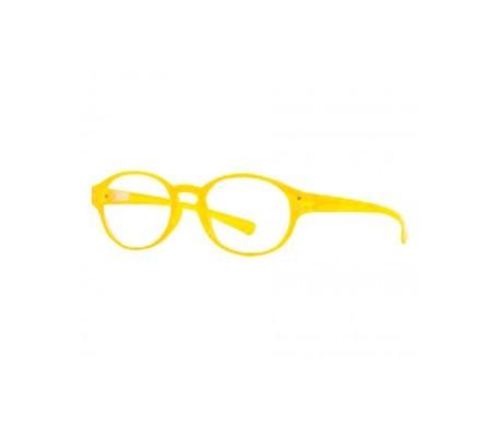 Nordic Vision modelo Arvika color amarillo dioptrías +1,50 1ud