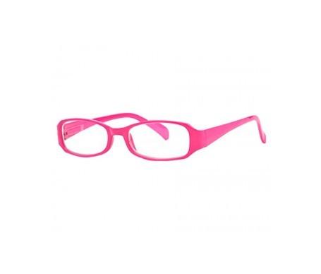 Nordic Vision modelo Falun color rosa dioptrías +2,50 1ud
