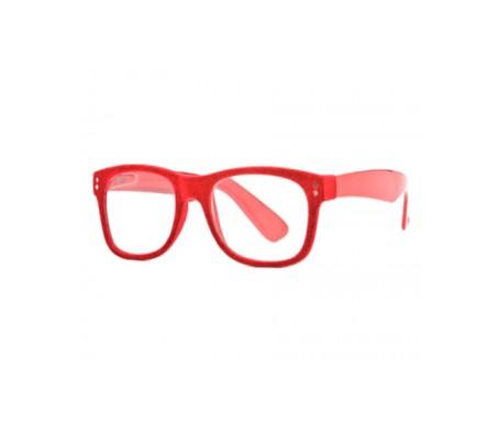 Nordic Vision modelo Granna color rojo dioptrías +1,00 1ud