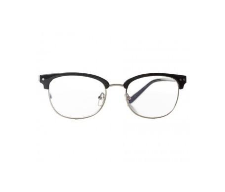 Nordic Vision modelo Hassleholm color negro dioptrías +1,00 1ud